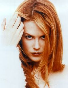 Nicole Kidman - Practical Magic. The haircolor I modeled my own after.