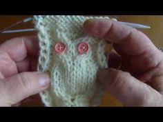 Robotki na drutach wzor-SOWA cz.1 - YouTube