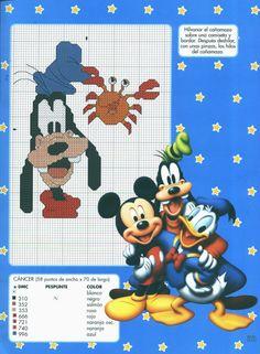 Gallery.ru / Фото #9 - punto de cruz Disney 5 - anfisa1