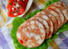 Kiełbasa Drobiowo-Wieprzowa z Dodatkiem Papryki z Szynkowaru. Fresh Rolls, Tacos, Mexican, Meat, Chicken, Ethnic Recipes, Food, Meals, Mexicans