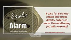 Where smoke alarms need to be located and what landlords must to to prove they have maintained the smoke detectors.