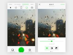 Video App — rejected style