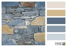 FASE13 | Kleurinspiratie voor je interieur! ~ Stonewall hues Mooie kleuren voor slaapkamer