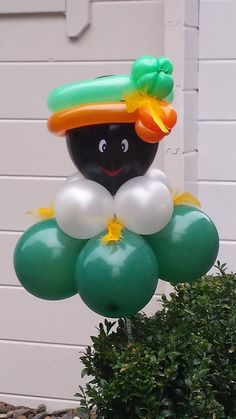 Zwarte piet van Stien , www.feestaanhuis.com