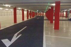 Parkeringsdekke Hesselberg Bygg