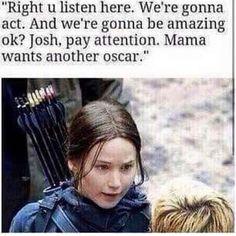 Mama wants another oscar