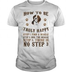 Awesome Tee Find A Beagle T shirts