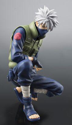 Naruto Shippuden Hatake Kakashi Ver.2 G.E.M. series