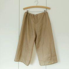 ★여성 패턴★간단 와이드 팬츠 : 네이버 블로그 Clothing Patterns, Sewing Patterns, Long Pants, Sewing Tutorials, Sewing Ideas, Alter, Khaki Pants, Trousers, My Style