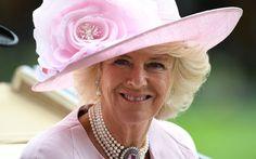 Camilla 2016 Royal Ascot Fashion