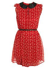 Tokyo Doll Red Dress