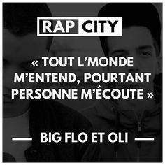 celebrity quotes : Les 20 meilleures punchlines de Big Flo et Oli - The Love Quotes Clash Rap, Best Punchlines, Phrase Rap, Rap City, Quotes To Live By, Life Quotes, Best Quotes, Funny Quotes, Party Quotes
