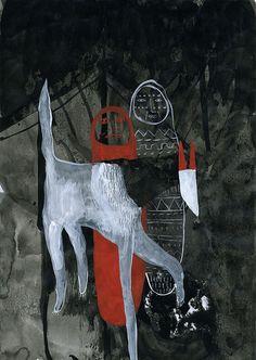 marion jdanoff - chachapoya-chien
