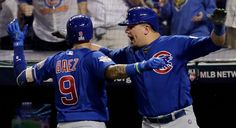 Chicago Cubs win crazy Game 7 to clinch first World Series title since 1908