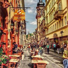 Heidelberg, Germany >> Who Knew!?