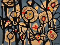 Genaro de Carvalho: Designer & Manufacturer. Artist of Brazilian Tapestry.