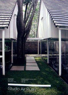 Studio Air Putih by Denny Gondo Architect