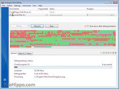 Auslogics Disk Defrag3 software