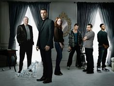 The cast of Ray Donovan - love the show