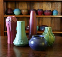Van Briggle   American Art Pottery