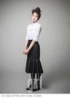 ELLE girl 2013년 1월호