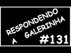 Respondendo as mensagens da galerinha!!! #131 c/ FACECAM