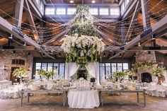 Elegant Mountain Wedding Destination: Old Edwards Inn