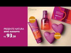 Revista Natura em Vídeo – Ciclo 08/2015 - Confira e compre na rede.natura.net/espaco/qualidadedevidacombeleza