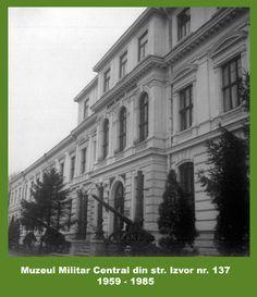 Istoria tragică a cartierului Izvor - Bucurestii Vechi si Noi Cartier, Multi Story Building, Military