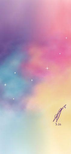 renjun's art wallpaper:) Locked Wallpaper, Galaxy Wallpaper, Lock Screen Wallpaper, Iphone Wallpaper, Jisung Nct, Aesthetic Backgrounds, Aesthetic Wallpapers, Daehyun, Nct 127