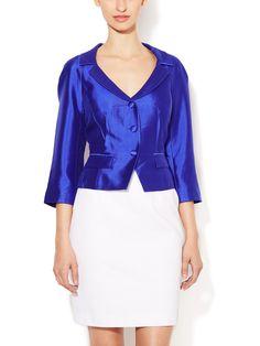 Jewel Silk Jacket from L.K. Bennett Apparel on Gilt