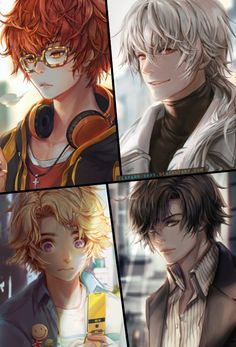 Find images and videos about zen and mystic messenger on We Heart It - the app to get lost in what you love. Mystic Messenger Characters, Mystic Messenger Fanart, Mystic Messenger Memes, Zen, Messenger Games, Tamako Love Story, Jumin Han, Mini Comic, Saeran