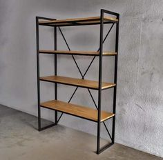 Dear All Industrial inspired furniture, either fully made of metal or combination of wood and metal is currently as popular as the m. Loft Furniture, Steel Furniture, Unique Furniture, Furniture Projects, Furniture Design, Furniture Removal, Furniture Outlet, Luxury Furniture, Vintage Industrial Furniture