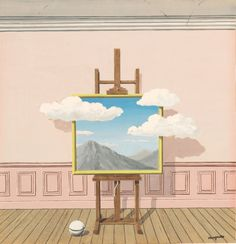René Magritte (1898-1967) La Vengeance  Impressionist and Modern Evening Sale