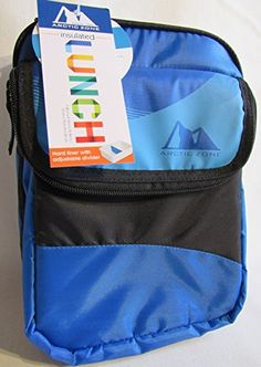 30543257ae09 Expandable HardCore Lunch Pack Box Newest Colors BlackBlues  gt  gt  gt   Click image