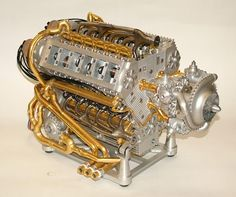 So much want to see this model working engine