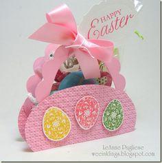 Easter Basket - too cute!