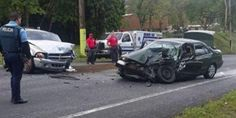 Reabren carretera en Corozal tras accidente grave -...