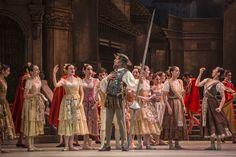 Don Quijote: Jaime Pinto. Ballet de Santiago. Foto: Patricio Melo