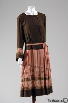 Paul Poiret's dress, 1921