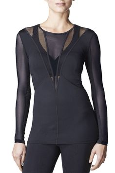 ZAFFIRO TOP - BLACK