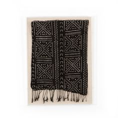 Décor | Black Mud Cloth
