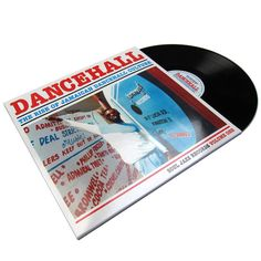 Soul Jazz Records: Dancehall - Rise of Jamaican Dancehall Culture Vol.1 2LP