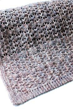 Ravelry: Walking Tree Blanket pattern by Emily Barbee