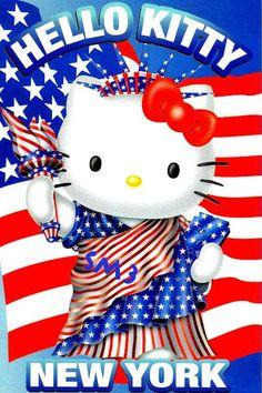 Hello Kitty  New York