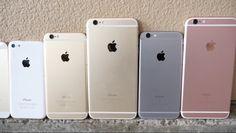 iphone plus rose gold Tumblr Iphone, Iphone Phone, Best Iphone, Iphone Cases, Smartphone Deals, Accessoires Iphone, All Iphones, Android, Apple Iphone 6s Plus