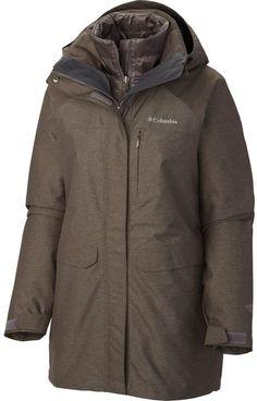 Columbia Mystic Pines Long Interchange Jacket