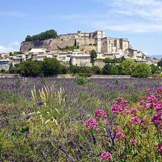 Grignan, parel van de Drôme #cultuur #lavendel #drome #frankrijk #vacansoleil // Grignan, perle de la Drôme #culture #lavender #drome #france #lebonheurenpleinair 🌸🌾🌞