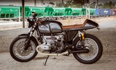 """C59R Cafe Racer Motorcycles: BMW R100RS """"Grand Sport"""""""