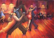 New collection - Dancing - Aventures des toiles - The hangART gallery blog